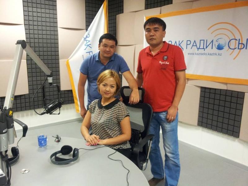 Блог - asaubota: Керекшілер Қазақ радиосында