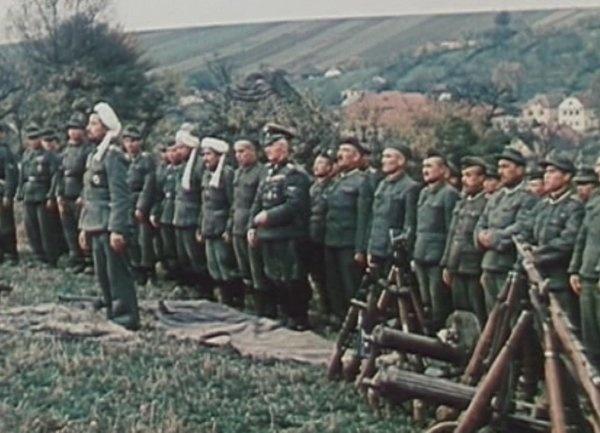 Біз білмейтін қазақтар: Түркістан легионы