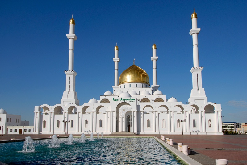 Астана жаңалықтары: Астанада мешіттерде жұмысқа орналасу бойынша кеңес беру тәжірибесі қолға алынды