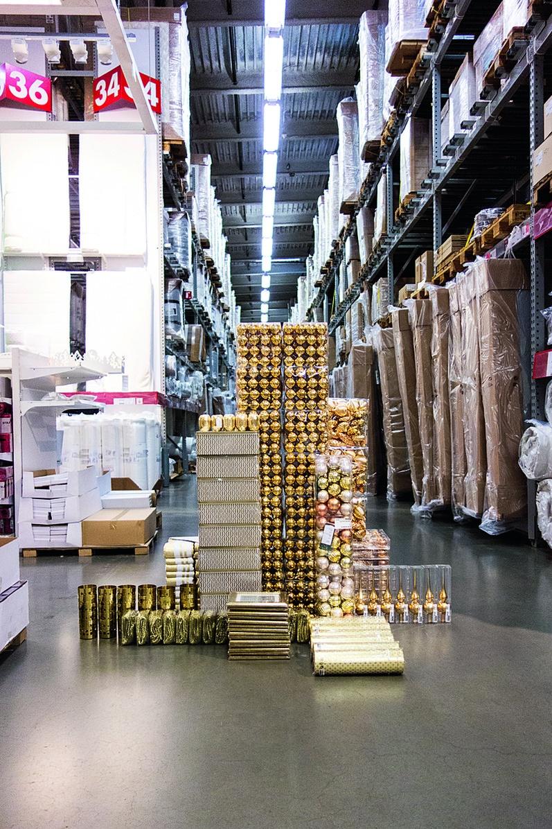 Суреттер сөйлейді: Супермаркет ландшафты...