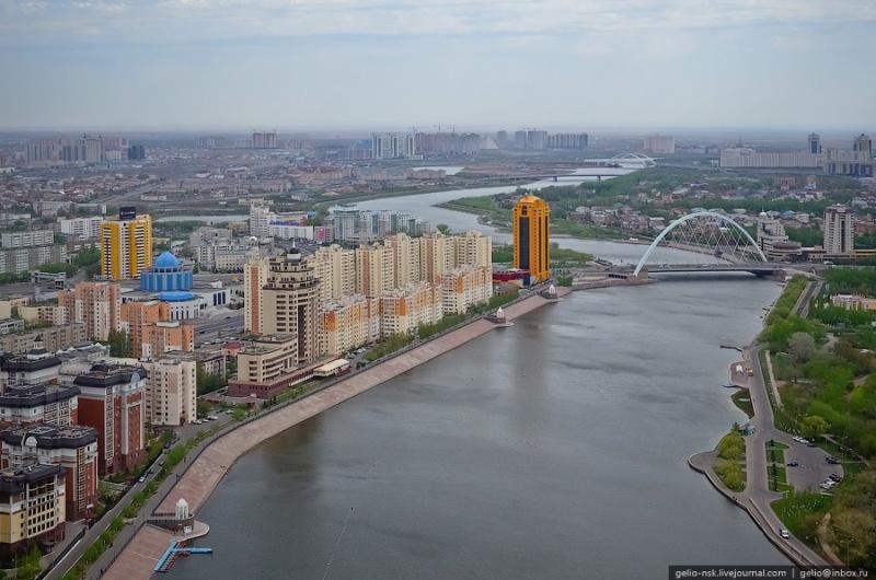Блог - asaubota: Шетелдіктердің көзімен Астананың үздік 20 қыры