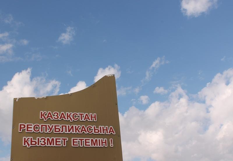 Суреттер сөйлейді: Спасск Құрлық әскерінің оқу-жаттығу орталығынан 10 сурет