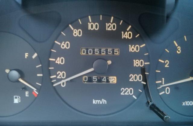 Автоәуесқойлар клубы: Chance күнделігі: 5555 км