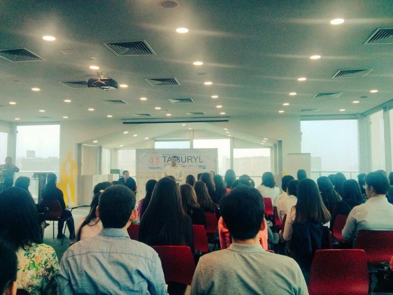 Блог - patick: Тайбурыл қоры стипендия таратты