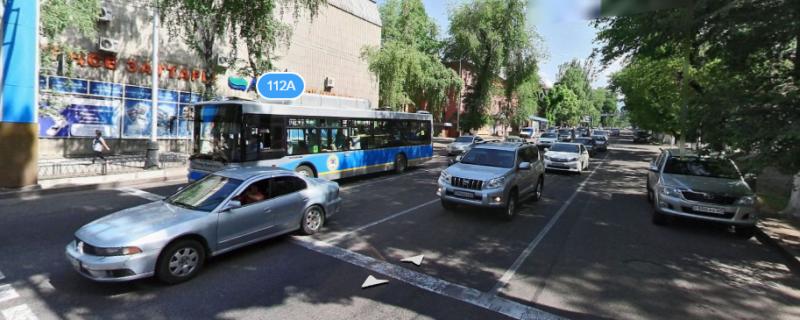 Біздің елдің жаңалықтары: Алматыдағы автобус жолағы: Желтоқсан көшесіндегі проблемалар
