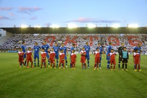 Футбол, тек қана футбол!: АЛҒА АҚТӨБЕ!!! ВПЕРЕД АҚТӨБЕ!!!