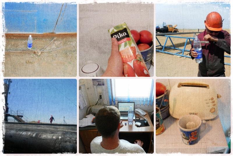 Блог - Gastarbaiter: Қызылқия хроникалары. Алкогольсіз сыра, кетік саптыаяқ және адасқан водовоз