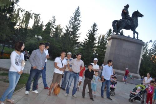 Блог - 19852407: Орал. Кезекті Домбыра PARTYдан сарқыт. 26 шілде, 2013