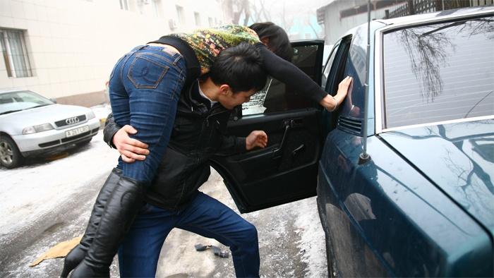 Блог - aizhan: Алып қашып кете жаздаған