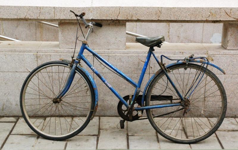 Бекжан Толыбай: Көк велосипед