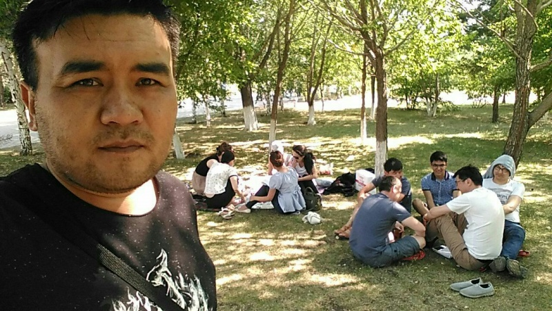 Интеллектуалдық ойындар: Керекринг-пикник сұрақтары - 09/07/2017