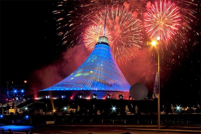Блог - MERmukhanov: Астана - әлем картасында: таңғаларлық 20 дерек