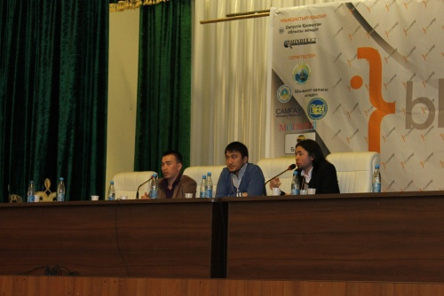 Блог - rakisheva: Мен көрген BlogCamp: Құрылтай - 2013 © Erke_ky3