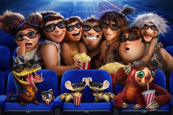Киностан: Қазіргі мультфильмдер бұрыңғыдан өзгерек... немесе 2013 жылға қорытынды
