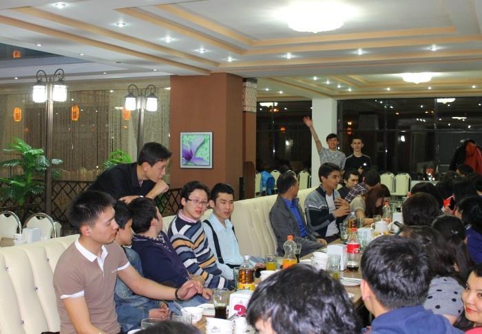 BlogCamp: Блогкемптің ең жарқын сәттері:  «V»