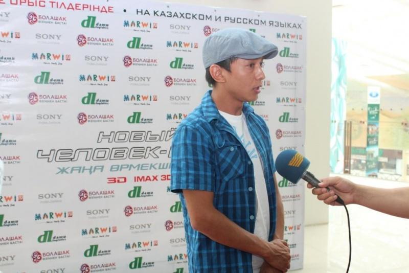 Блог - rakisheva: Қазақша сөйлеген голливудтықтарды қазақстандықтар таниды ма?