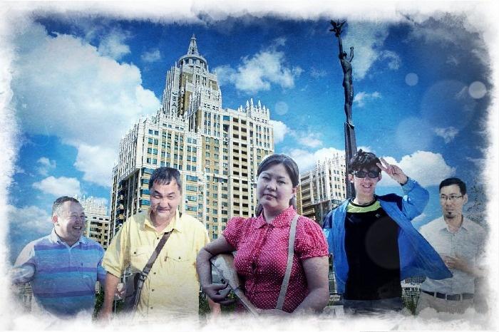 Суреттер сөйлейді: Астанаға саяхат