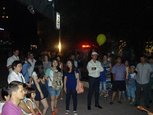 Домбыра Party: Алматыда кеш ерте түседі, әттең