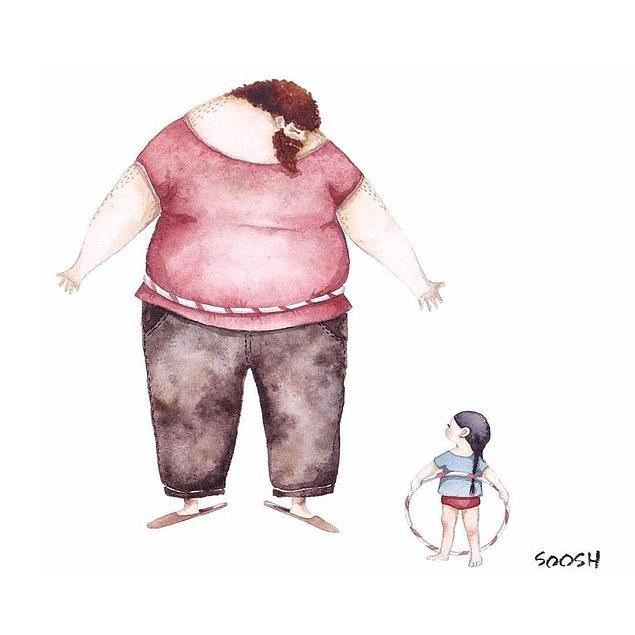 Блог - shota2030: Әкесі мен қызы арасындағы қарым-қатынас Снежана Суш көзімен.