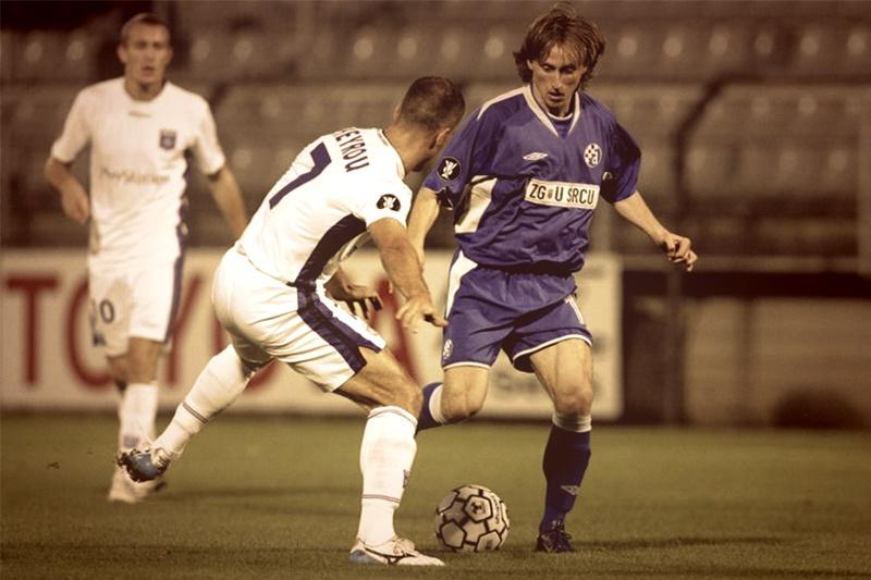 Футбол, тек қана футбол!: Лука Модрич: Босқындықтан үздікке