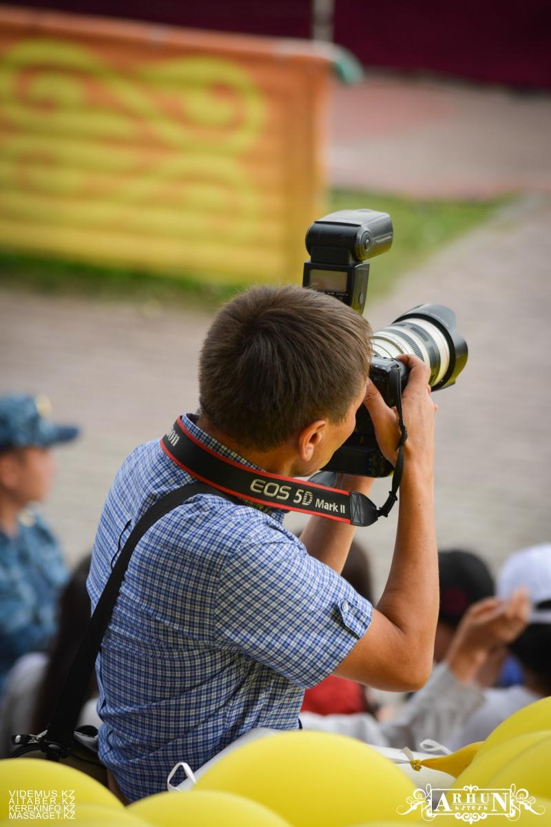 Суреттер сөйлейді: 27 қыркүйекте өткен «Талдықорған қаласы күні» мерекесі аясына орай фоторепортажым