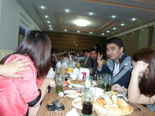 BlogCamp: Шеңберден шық! Маскаңды шеш! ©