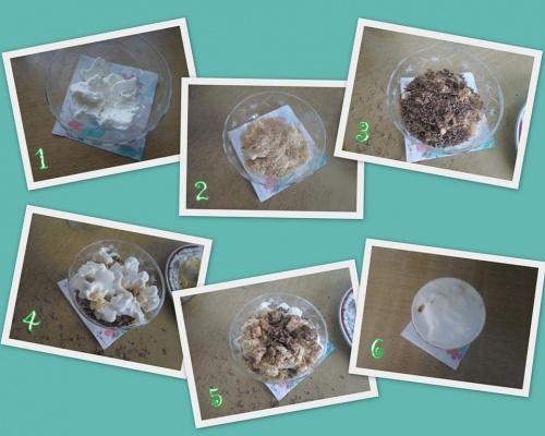 Ас Кок жылдам тағамдар байқауы: Мәзір: 12,7 минуттық десерт