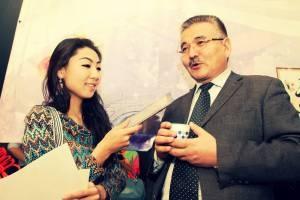 Керек тілші: Астанада халықаралық шай фестивалі өтті