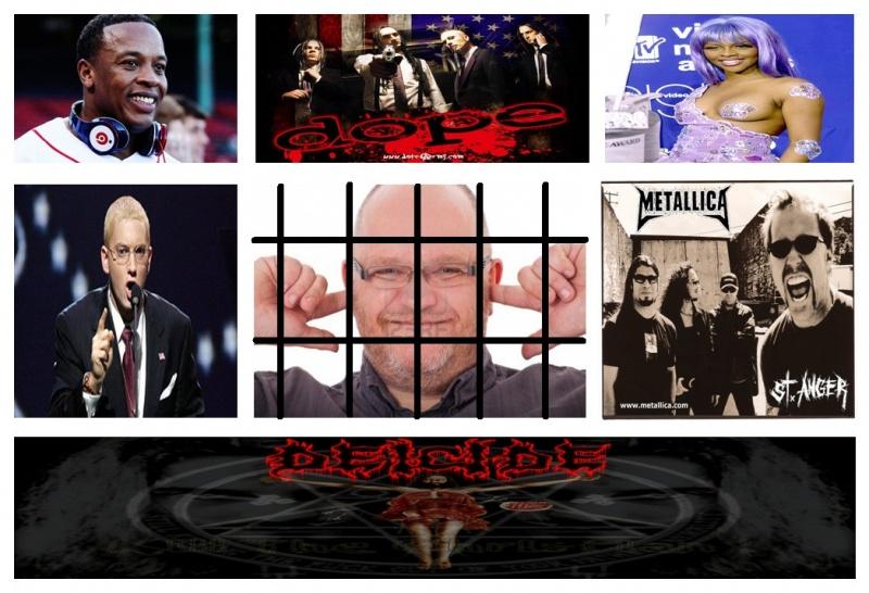 Мен ұсынатын үш ән!: Абу-Грейб және Гуантанамо түрмелерінің хиттері немесе музыкамен қинау!