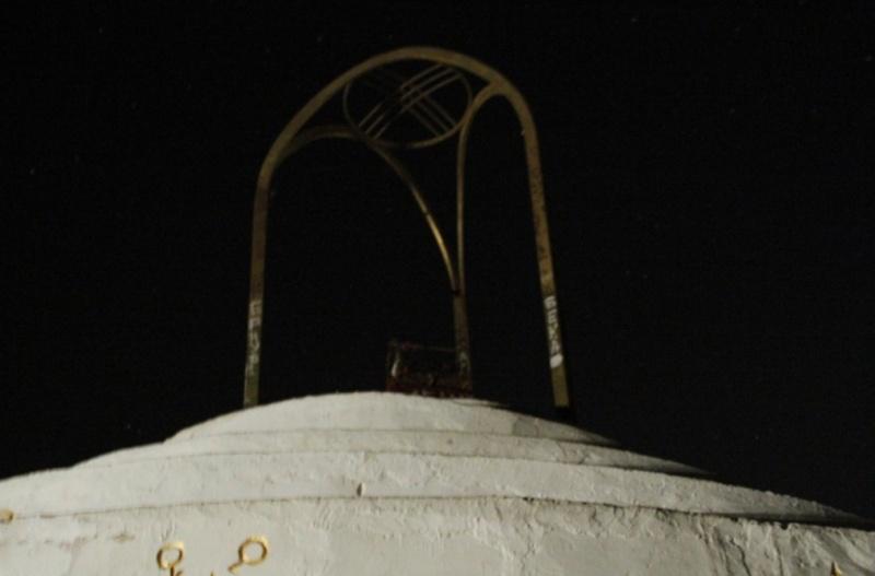 Қазақстан өңірлері: Жаздың соңғы түні - Найт Уайт Хилл (фото/2014)