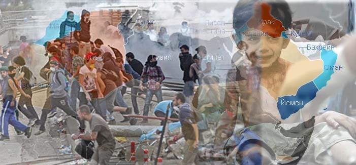 Блог - Marco: Араб көктемінің елесі