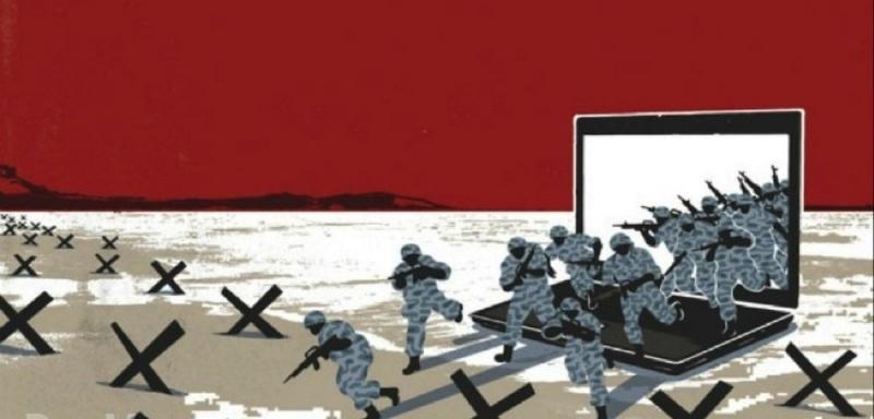 Ақпараттық қауіпсіздік: Әлеуметтік желідегі ақпараттық соғыс