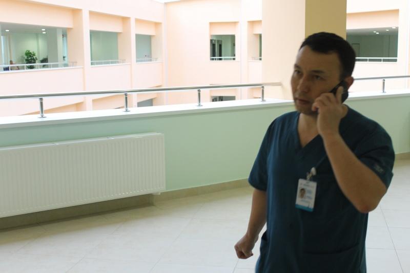 Блог - abzalsariyev: Кардиохирургтың бір күні