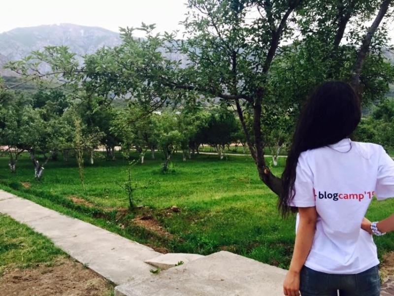 Ал сол кезде...: BlogCamp 2015 Жазғы мектептен естелік