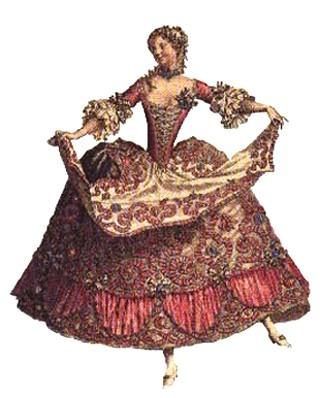 18. ғ. балерина