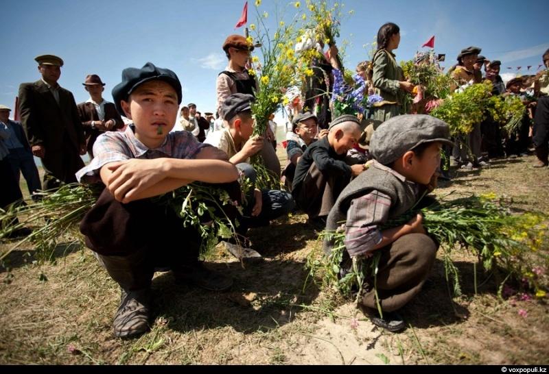 Блог - Harun: Мүмкіндігі шектеулі балалар Елбасыға сыйлық жолдады