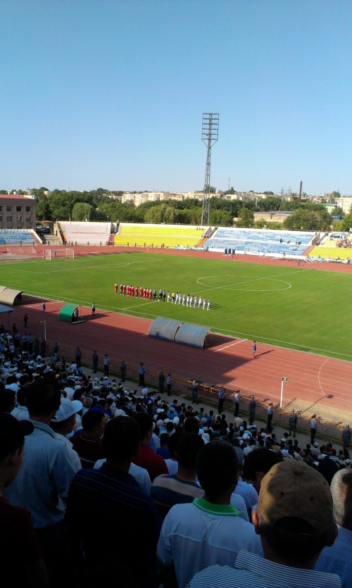 Футбол, тек қана футбол!: Судья 3.14дараз