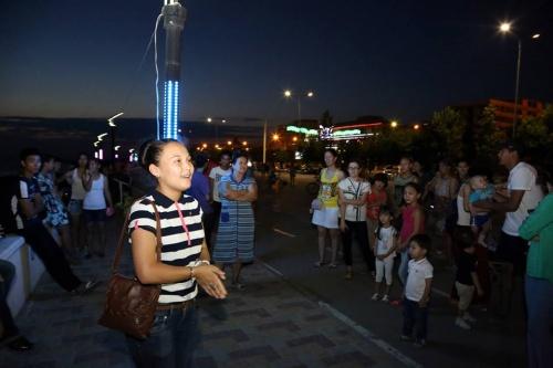 Домбыра Party: Ақтау қаласындағы № 9-ыншы ДОМБЫРА PARTY !