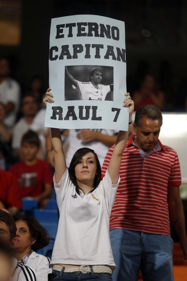 Мадридтен сөйлеп тұрмыз: Рауль Мадрид. Соңғы матч
