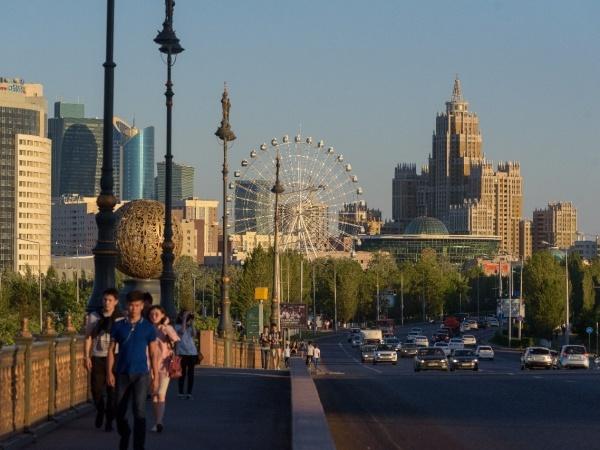 Астана жаңалықтары: Астананы биік аттракционнан тамашалаймыз