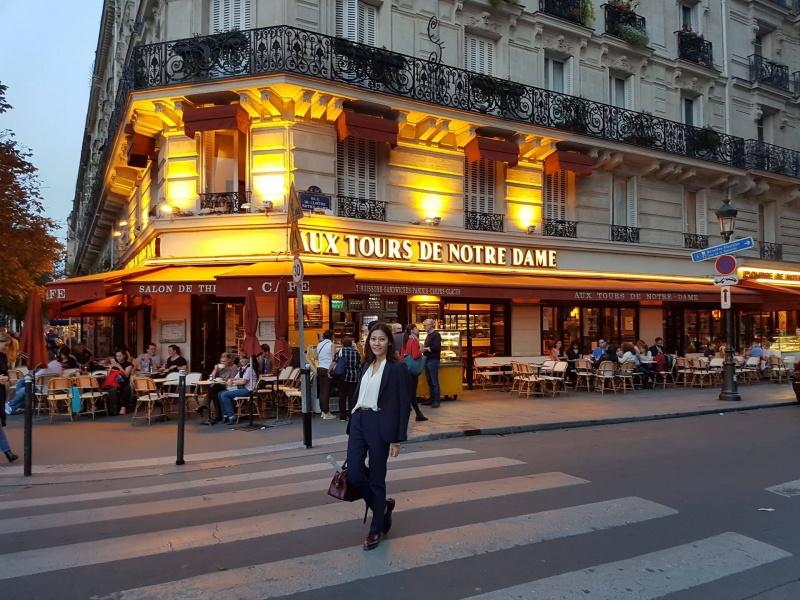 Блог - Basic: Париж - махаббат қаласы емес