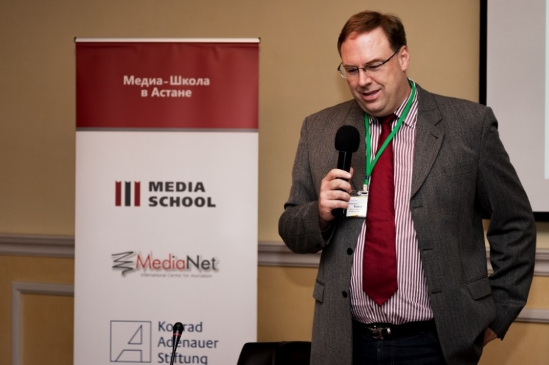 Білім және ғылым: Астанада практикалық журналистика курстары ашылды