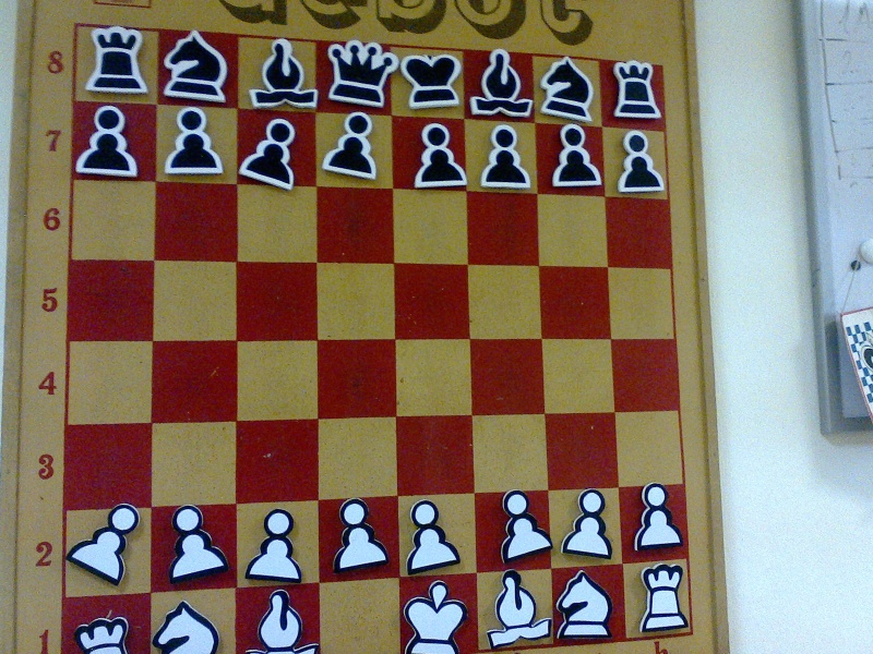 Блог - aizat: Шахмат. 1-сабақ.