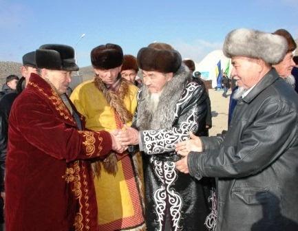 Блог - RaimbekRamazanov: Қазақстанның Батыс өңірінде аталып өтетін Көрісу күні құтты болсын ағайын.