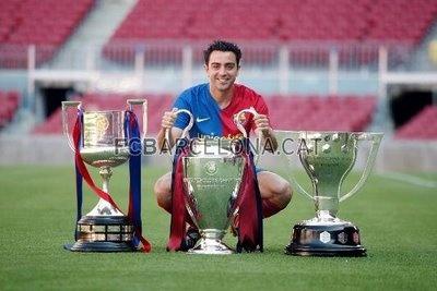 Блог - Erkosh1995: Хави: Моуриньоның командалары Барселона стилінде ойнамайды