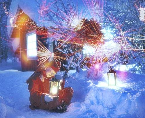 Оcылай екен...: Жаңа жыл: Кім қалай тойлайды?