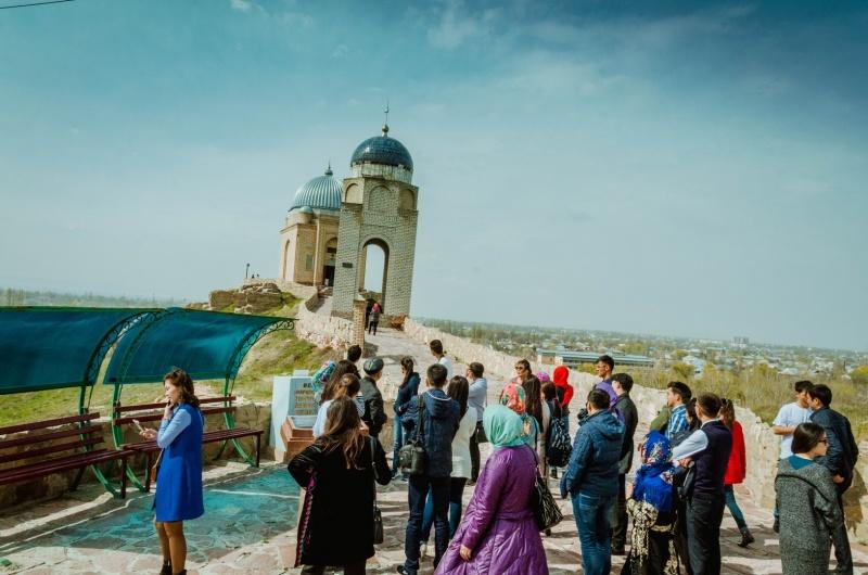 Блог - ErbolAliaskaruly: Мен тамашалаған Тараз (тарих)