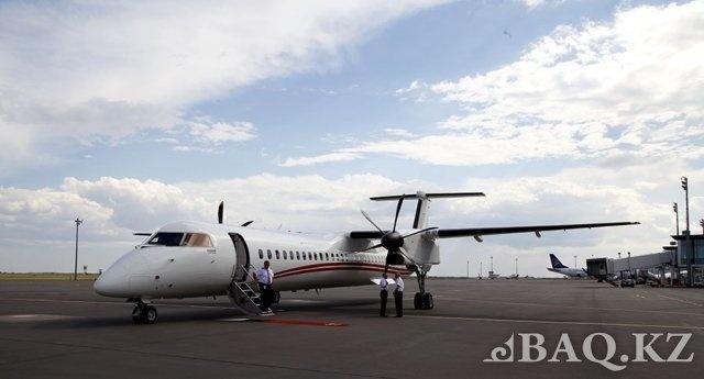Блог - Raimkhan: БІЗДІҢ ӘУЕКЕҢІСТІГІМІЗГЕ ЛАЙЫҚ ҰШАҚ - Bombardier Q400