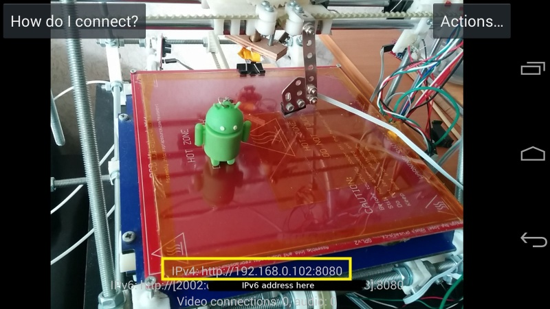 IT маманның кеңестері: Android смартфонын Web-камера ретінде қолдану