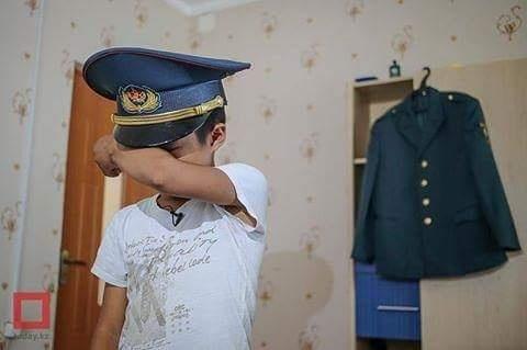 Блог - ErzhanKhamitov: Жыламашы, жарығым... (өлең)
